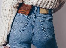Te jeansy uniosą pośladki i wyszczuplą nogi. Mamy modele z push-upem