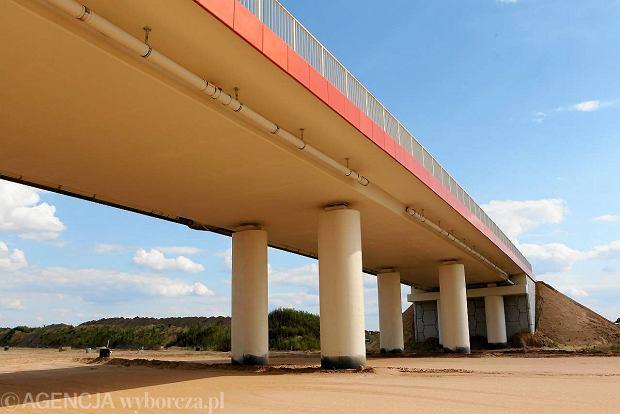 Budowa trasy S2 (po�udniowej obwodnicy Warszawy)