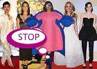 Najgorsze stylizacje tygodnia: Rihanna, Lady Gaga, Emma Watson, Olivia Munn, a nawet Natalie Portman...