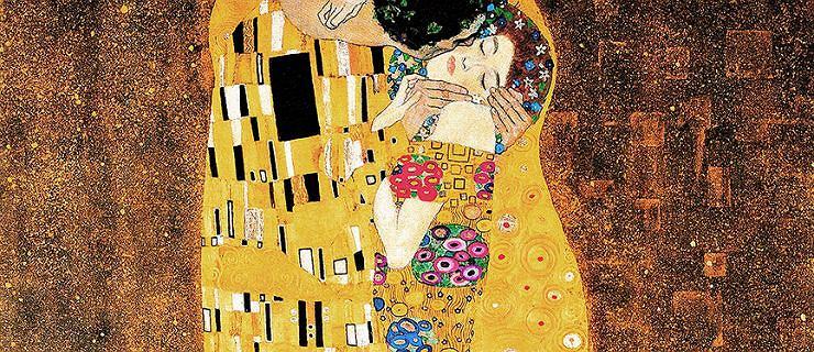 Setna rocznica śmierci Gustava Klimta. Obrazy i porcelana z dziełami artysty