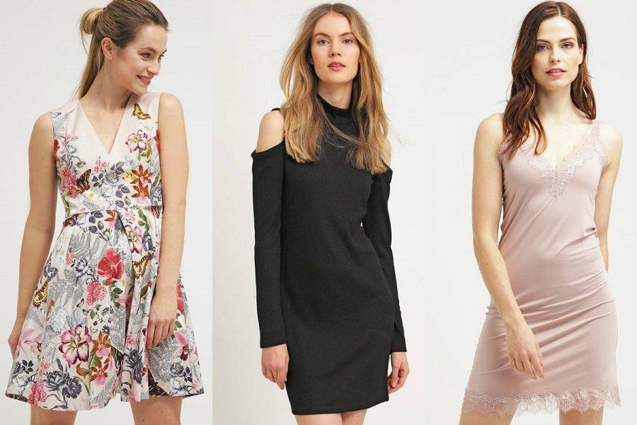 245d2d44f2 Najmodniejsze sukienki - sprawdź
