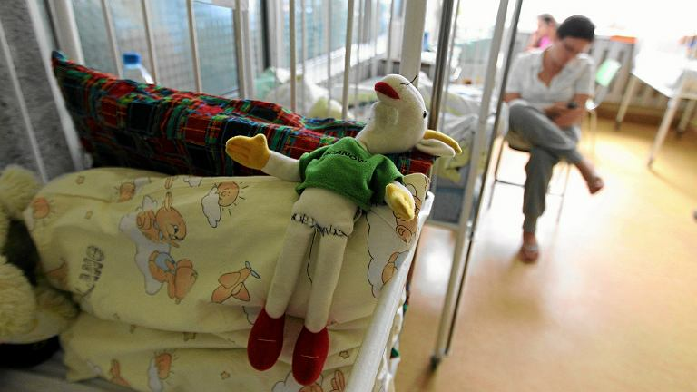 Dzieci chore na białaczkę muszą przechodzić bolesne biopsje szpiku