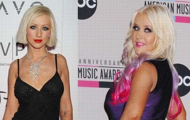 Christina Aguilera strasznie przyty�a. I twierdzi, �e kocha swoje cia�o!