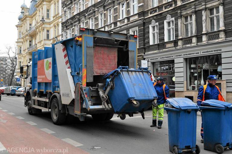 Wywóz gruzu Kraków