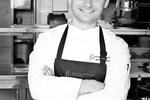 Kreator - jak gotuje Robert Skubisz z warszawskiej restauracji Amber Room?