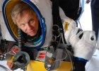 Rekord Felixa Baumgartnera przetrwa� tylko dwa lata. Pobi� go prezes Google