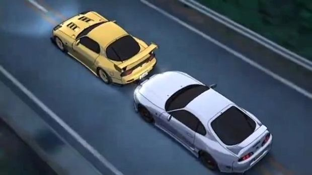 Toyota Supra vs. Mazda RX7