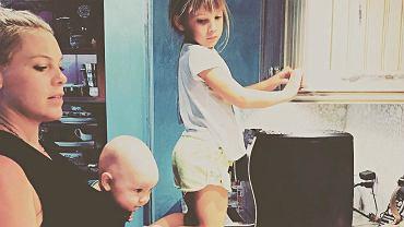 Pink jednym zdjęciem podzieliła swoich fanów na dwa obozy
