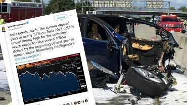 Tesla Elona Muska ma poważne problemy