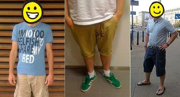 M�ski kodeks ubierania si� - kiedy i gdzie obowi�zuje? [ZDJ�CIA]
