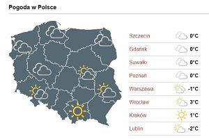 Prognoza pogody na jutro ( sobota, 17 grudzień 2016 ) - Warszawa, Wrocław, Kraków