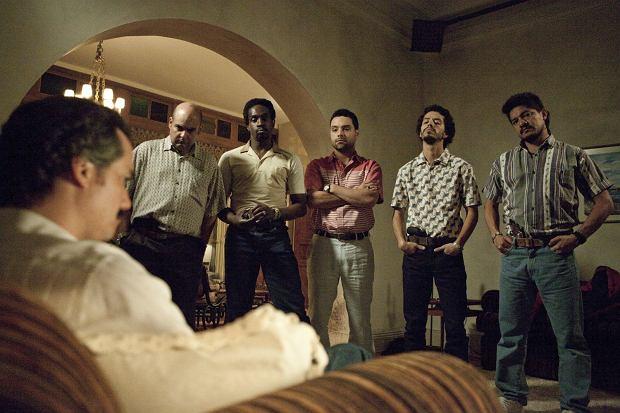 Zdjęcie z serialu 'Narcos'