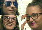 Okulary: jak je dobra� do kszta�tu twarzy?