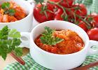 Potrawka z kurczaka i pomidor�w