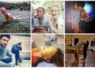 Behati Prinsloo po raz pierwszy publikuje zdj�cie swojego narzeczonego Adama Levine'a, a Rosie Huntington-Whiteley spe�nia si� jako ambasadorka UNICEFU