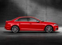 Galeria | Audi S4 i S4 Avant | W oczekiwaniu na rynkowy debiut