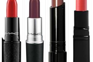 Modne kolory szminek na zim� - jak dopasowa� szmink�