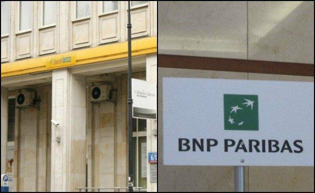 Fuzja BG� i BNP Paribas w pierwszej po�owie 2015 r. Nowa nazwa banku: BG� BNP Paribas