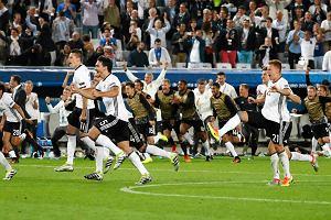 """Euro 2016. Niemcy - Włochy 1:1. Szał radości w Niemczech! """"Si,Si,Si złamaliśmy włoską klątwę"""""""