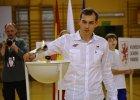 Mistrz z Soczi Zbigniew Br�dka zapali� znicz olimpijski