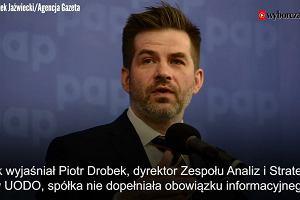 Milion złotych kary za złamanie przepisów RODO. Pierwsza taka kara w Polsce
