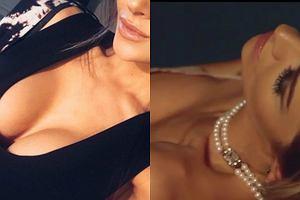 Była na pierwszym miejscu rankingu 'najpiękniejszych piersi'. Teraz pozuje w 'CKM-ie'. Sexy!