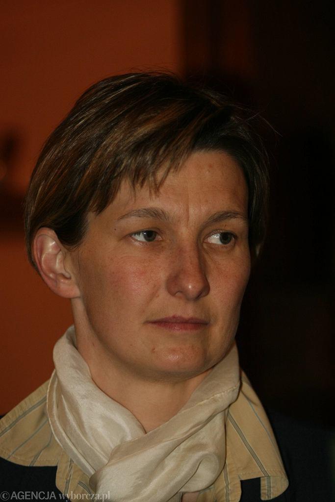 Magda Heydel / Fot. Michał Łepecki / Agencja Gazeta