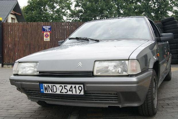 Citroen BX GTI | Samochód Marzeń