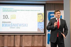 Aleksander Kwaśniewski skreślony z listy Europy Plus - Twojego Ruchu