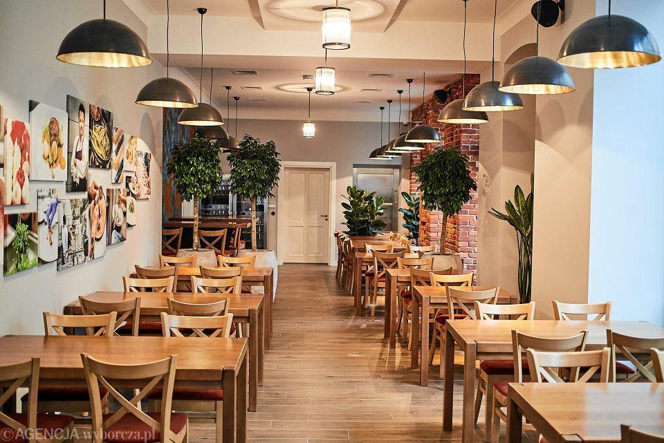 Klimatyczna restauracja poznań