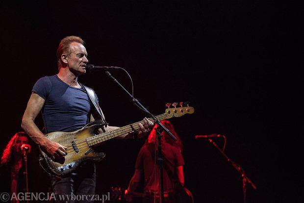 Sting w rewelacyjnej formie zagrał koncert w Warszawie [RELACJA]