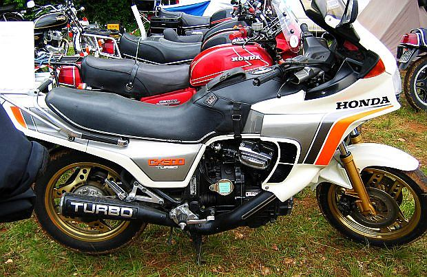 Honda CX 500 Turbo