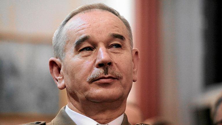Generał Mieczysław Gocuł