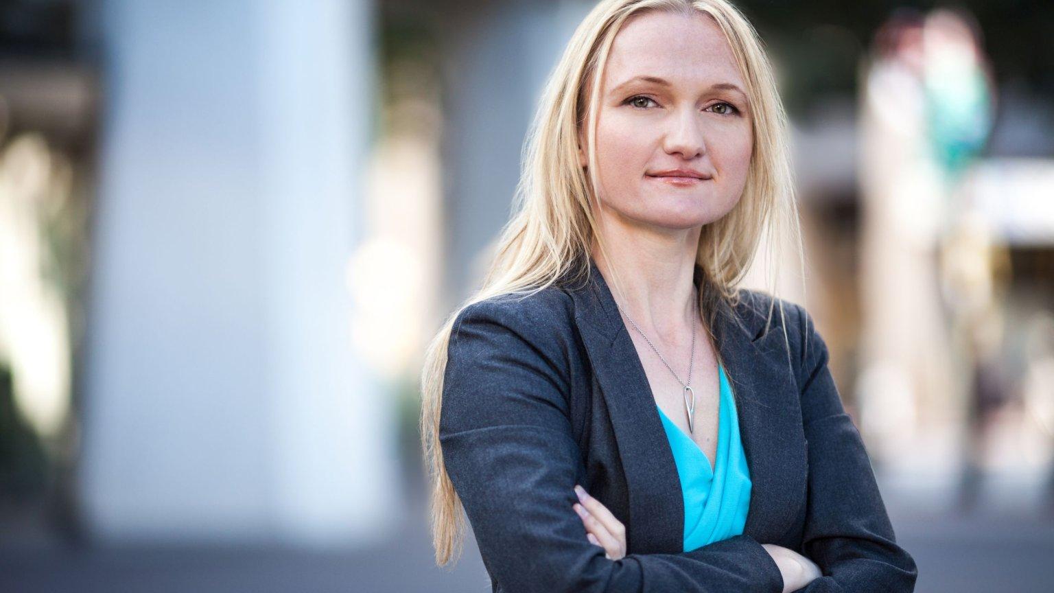 Lila Tretikow, dyrektor wykonawcza Fundacji Wikimedia