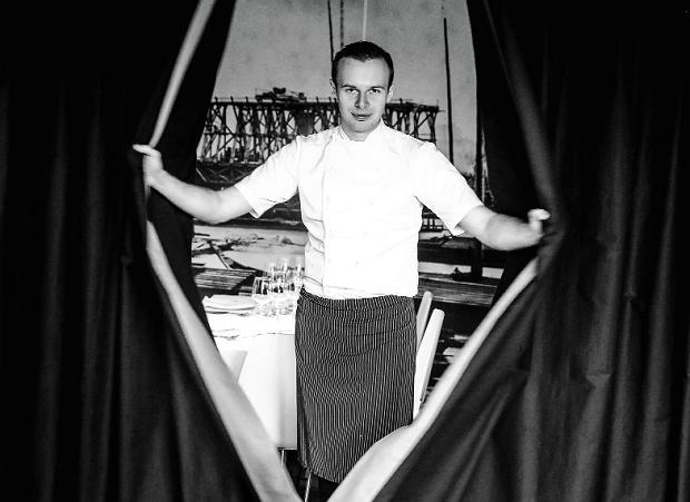 Sebastian Olma - szef kuchni Zielonego Nied�wiedzia, dzieli si� swoimi przepisami