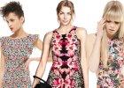 25 najpi�kniejszych sukienek w kwiaty