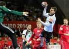 Pi�ka r�czna: Niemcy - Dania. Transmisja meczu w TV i live w internecie
