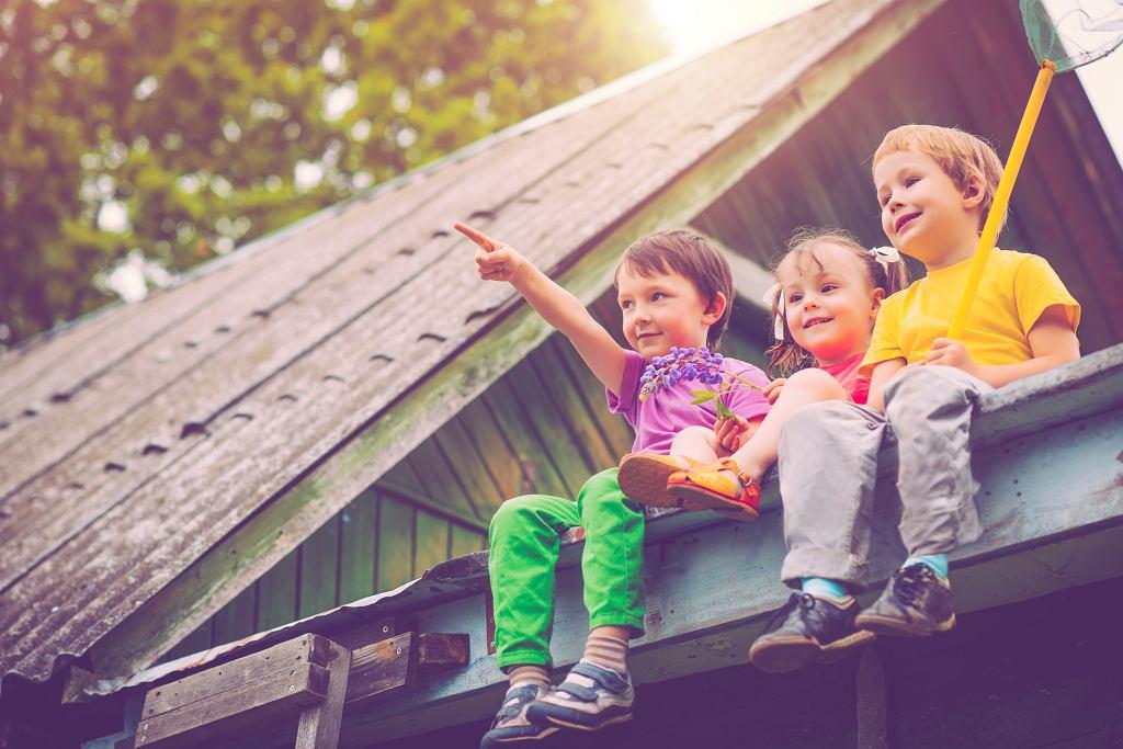Duńskie dzieci - bez względu na płeć - traktuje się jednakowo już na najwcześniejszym etapie wychowania (fot. ArtMarie / iStockphoto.com)