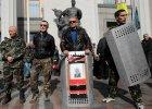 Janukowycz nawo�uje do rozbioru Ukrainy