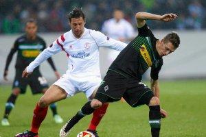 Liga Mistrz�w. Borussia M'gladbach - Sevilla. Zagra Krychowiak! TRANSMISJA TV. Sk�ady