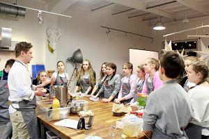 Dzieci gotują dla dzieci - otworzyliśmy sezon świątecznych spotkań kulinarnych