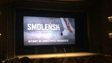 "Premiera filmu ""Smoleńsk"""