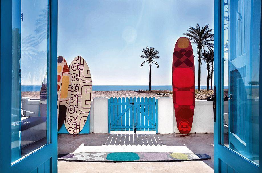 Dywany - deski surfingowe, prod. Gandia Blasco