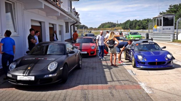 ROCK IN TRACK | Po�egnanie wakacji z Tor Pozna� Trackday