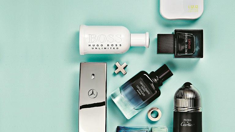 Męska gra: perfumy na wiosnę