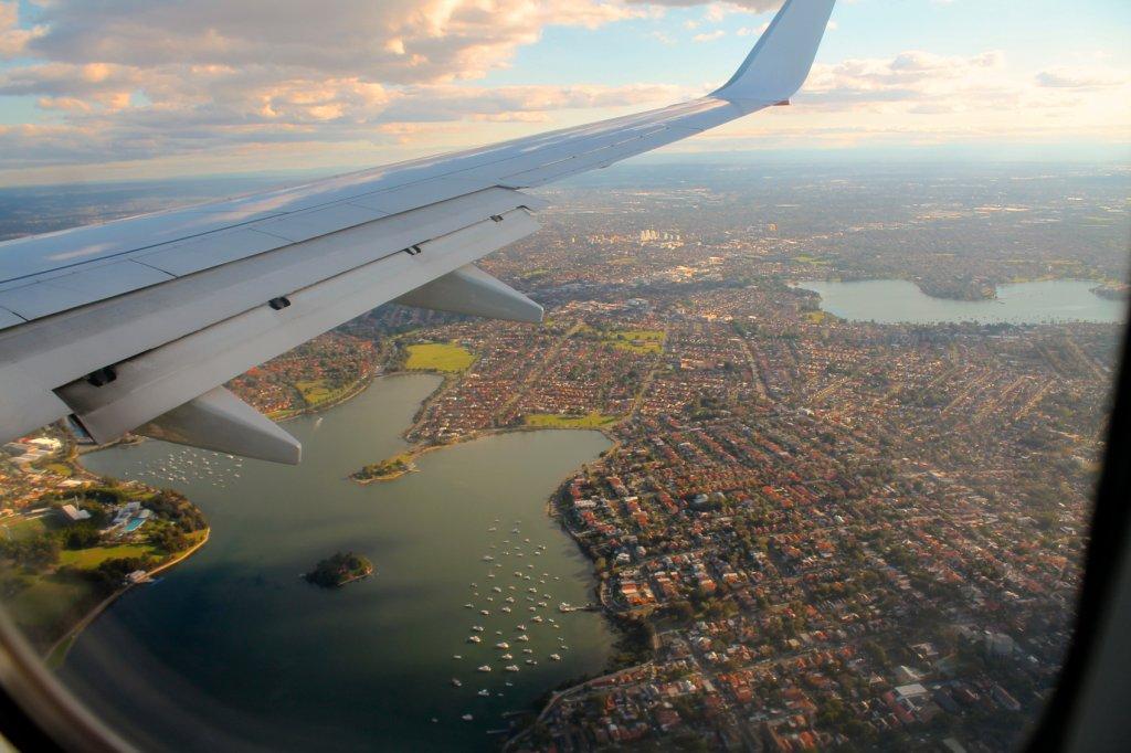Mity związane z lataniem samolotem