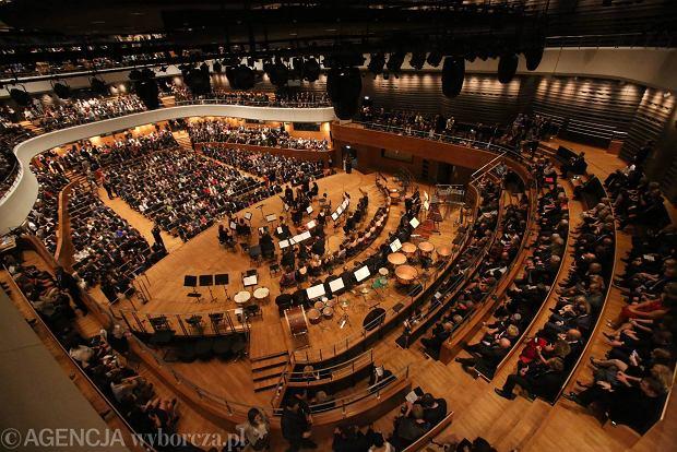 Uroczyste otwarcie Narodowego Forum Muzyki