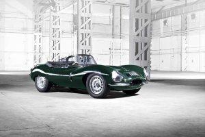 Jaguar XKSS | R�cznie budowany klasyk