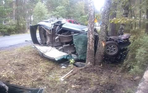 Policja publikuje zdjęcia wypadków. Ku przetrodze