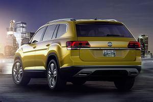 Volkswagen Atlas | Największy w ofercie